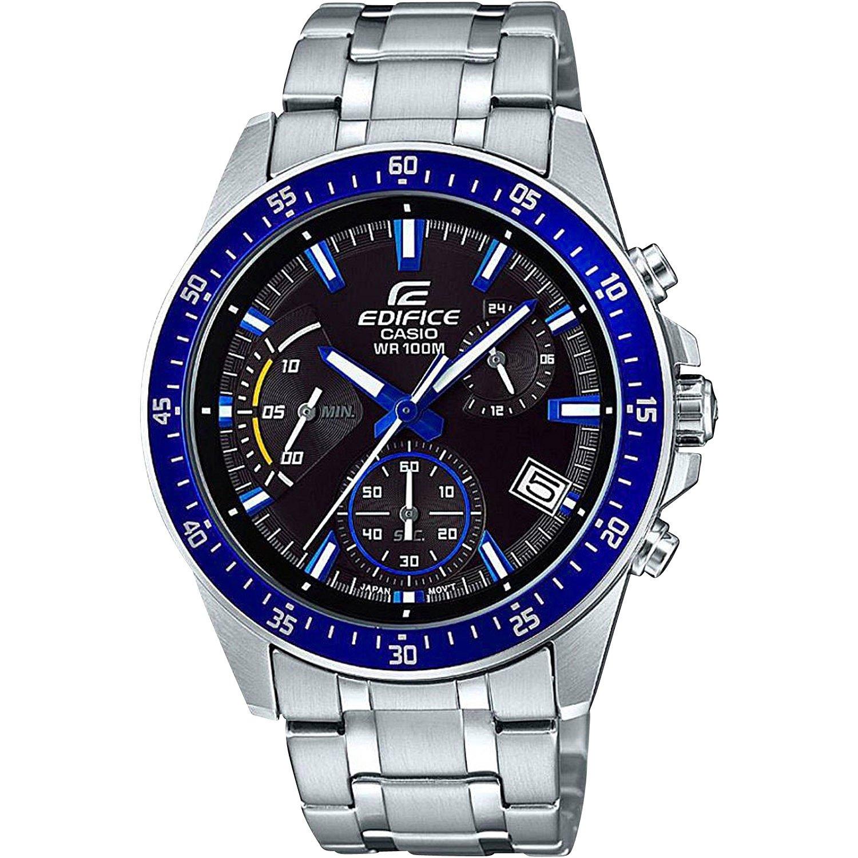 f72bde6ce5 Amazon | [カシオ]CASIO エディフィス EDIFICE 100m防水 クロノグラフ EFV-540D-1A2VUDF メンズ 腕時計  [並行輸入品] | 並行輸入品・逆輸入品・中古品(メンズ) ...