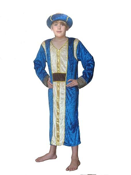 King Casper / Wise man Kids Nativity Costume 10 - 12 yrs  Large Amazon.co.uk Clothing  sc 1 st  Amazon UK & King Casper / Wise man Kids Nativity Costume 10 - 12 yrs : Large ...