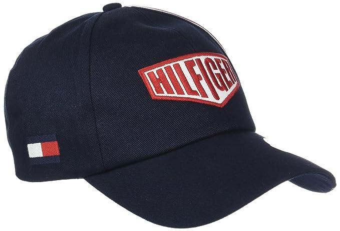 Mens Hilfiger Trucker Baseball Cap, Blue (Tommy Navy 413), One Size (Manufacturer Size: OS) Tommy Hilfiger