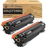 CMYBabee Compatible Toner Cartridge Replacement for HP 48A CF248A for HP Laserjet Pro M15a M15w M16a M16w MFP M29a MFP…