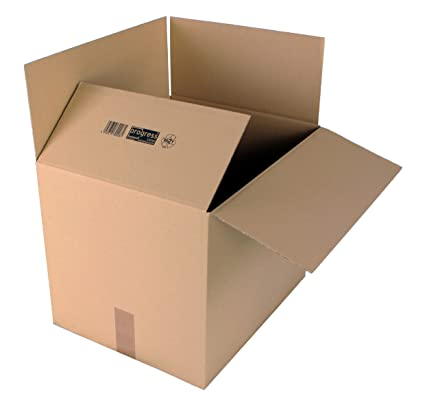 progressCARGO - PC K10.08 - Caja de embalaje (1 ondulación, 500 x