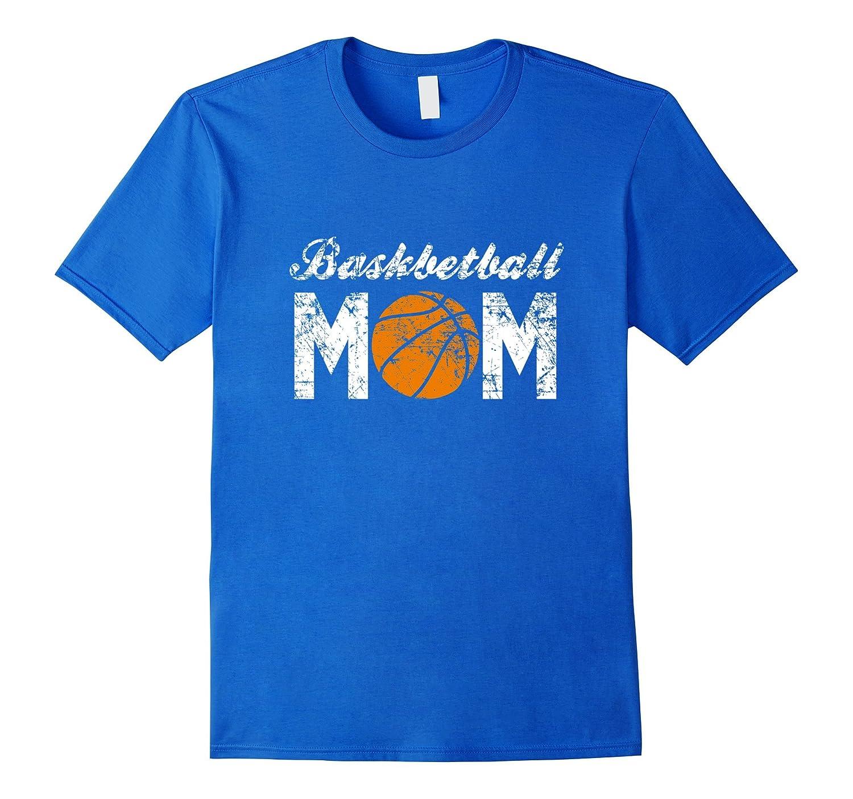 Basketball Mom Shirt, Funny Cute Player Mama Team Gift