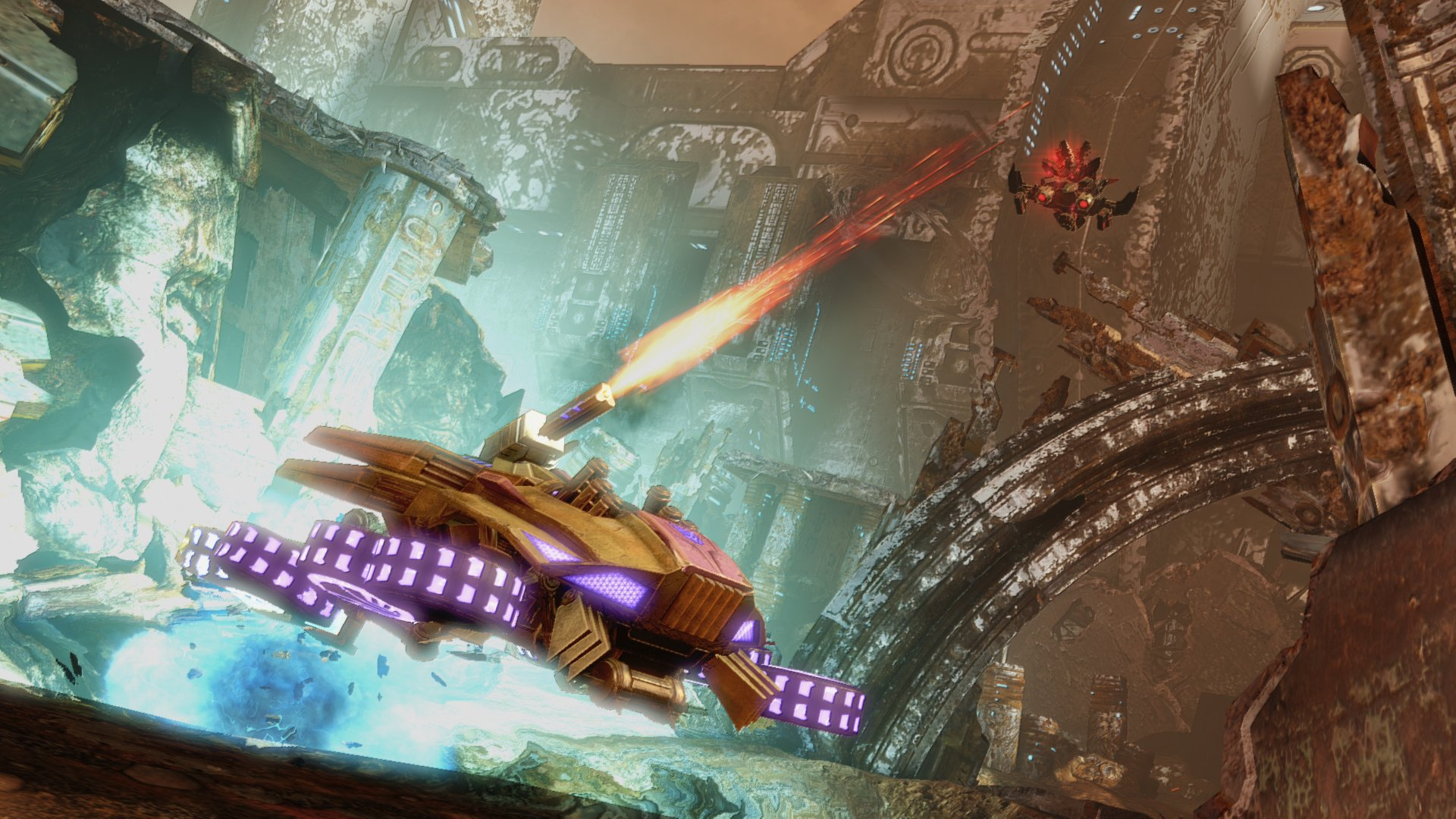 Transformers: Rise of the Dark Spark (Xbox One) by Activision (Image #4)