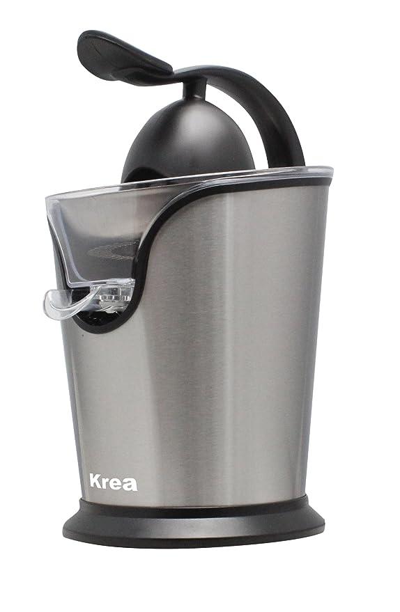 KREA CJ41 - Exprimidor eléctrico con brazo, filtro en acero ...
