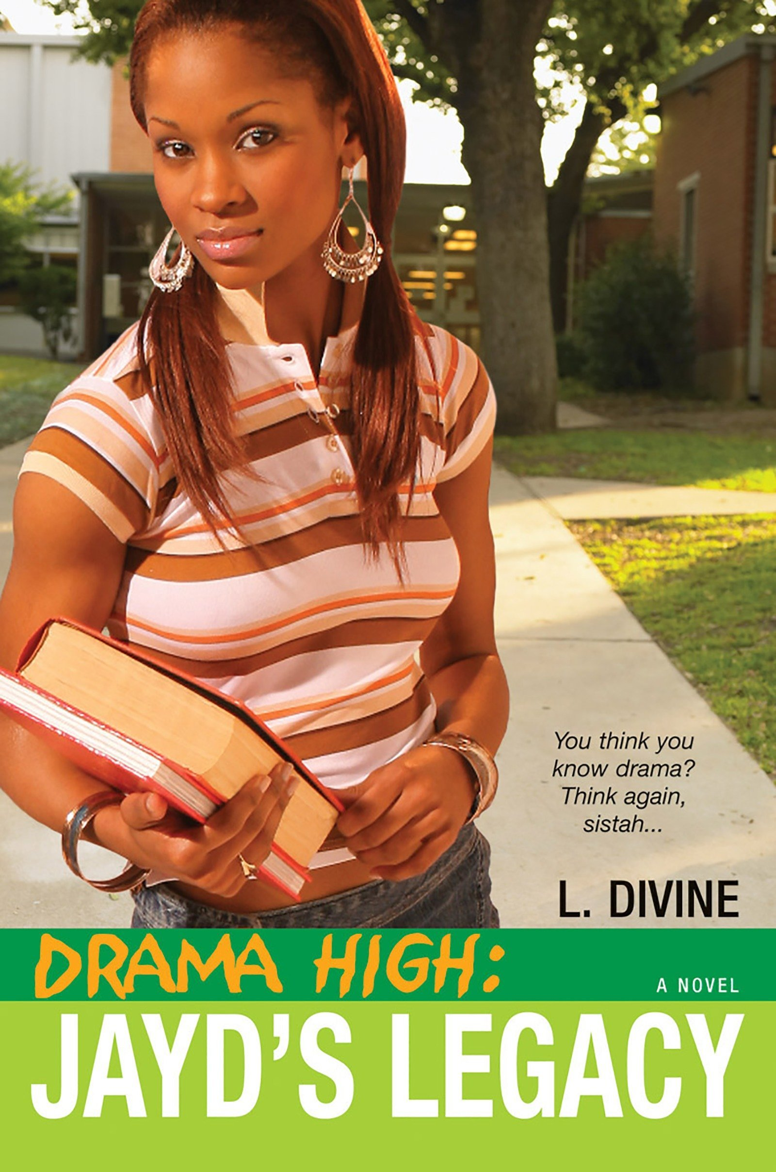Download Jayd's Legacy (Drama High, Book 3) ebook