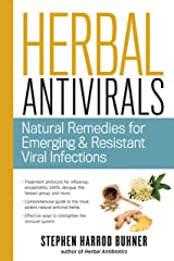 Herbal Antivirals: Natural Remedies for Emerging & Resistant Viral Infections Paperback
