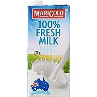 Marigold UHT Fresh Milk, Plain, 1L
