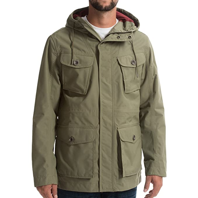 Timberland Hombre Chaqueta impermeable Mount Shaw (Medium ...
