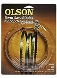 Olson Saw WB55362BL 62-Inch by 1/4 wide by 6