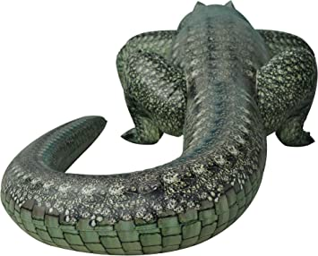 Amazon.com: Jet Creations Gator inflable 49 pulgadas de ...