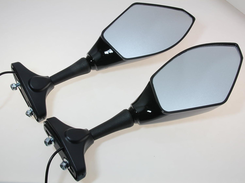 1Pc My029 Bike It Mirror Yamaha Xj6 Diversion 10-12 Right