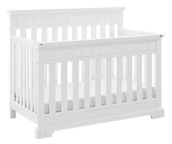 Thomasville Kids Willow 4 In 1 Convertible Crib   White
