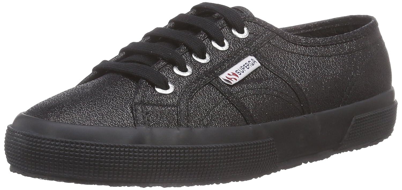 Superga2750 Lame - Zapatillas Mujer 37 EU Negro - Schwarz (912)