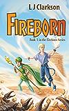 Fireborn - Book 1 in the Fireborn Trilogy: A Guild of Shadows Novel
