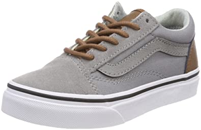 Vans Unisex Kids  Old Skool Trainers 36f8b1e6f7a2