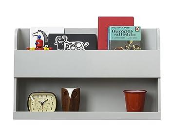 Amazon Com Tidy Books Floating Shelf For Bunk Bed Book Shelf