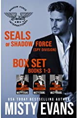 SEALs of Shadow Force: Spy Division Box Set: Books 1 - 3 Kindle Edition