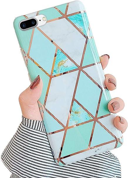 Saceebe Compatible avec iPhone 7 Plus/iPhone 8 Plus Coque Etui ...