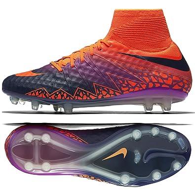 2f62950798fe Nike Men s Hypervenom Phantom II FG Soccer Cleat (Sz. 9.5) Total Crimson