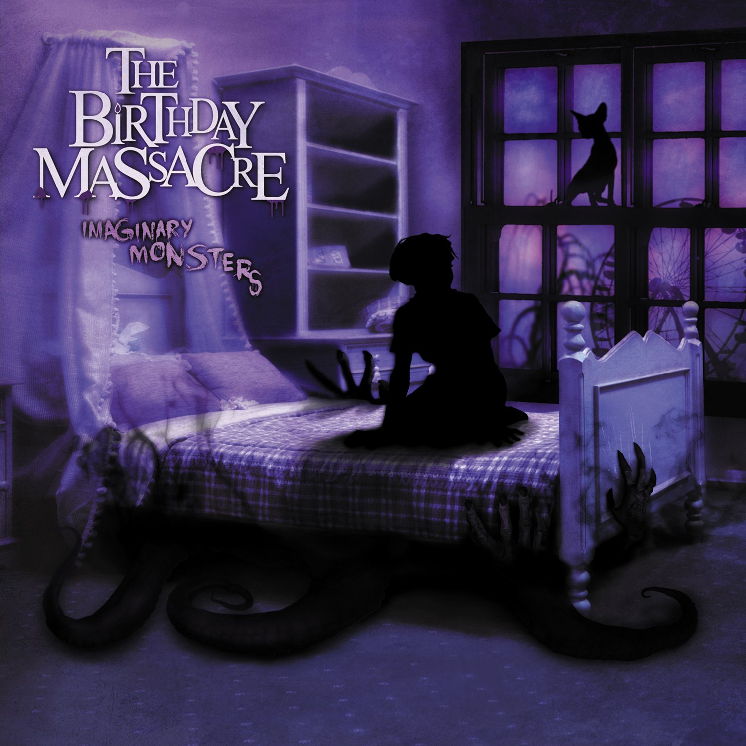 CD : The Birthday Massacre - Imaginary Monsters
