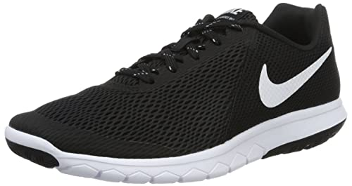 outlet store 97280 50be2 Nike Flex Experience RN 5 Womens Running Shoes Black White