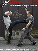 Krav Maga: High Kicks for Reality Based Self Defense (Part Two: Knowing How and When to Use Them) [OV]