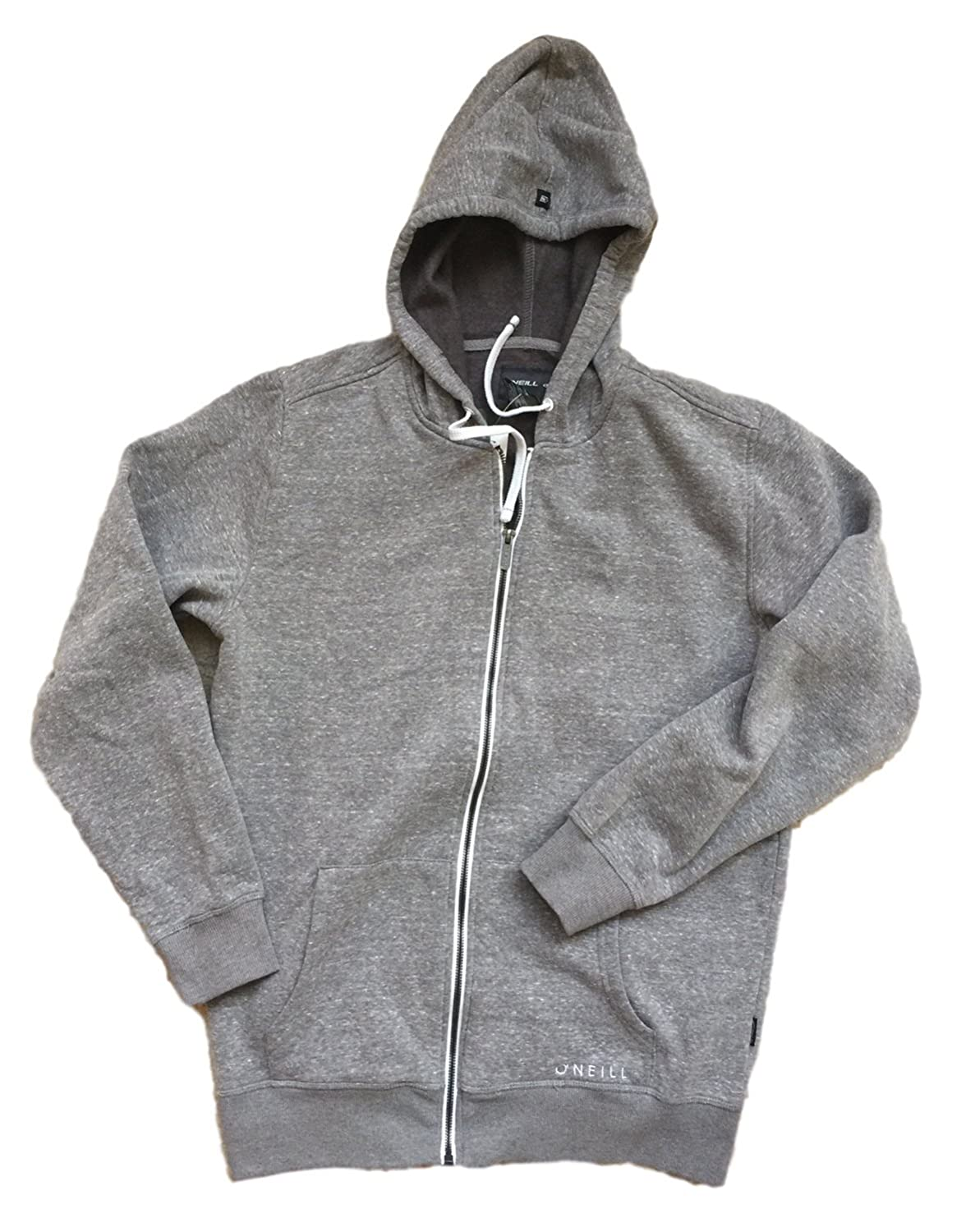 O'Neill Men's Fleece Full Zip Hooded Line Up Jacket