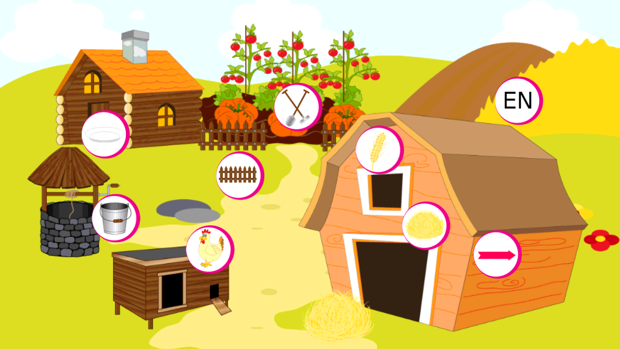 amazoncom animals farm for kids appstore for android - Picture For Kids