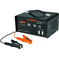 Truper CARBA-50, Cargador de baterías 12 V, 50 A