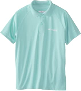 e3766bcf85d AG6975 Whitened Violet XX-Small Columbia Sportswear Youth Sporting Goods Columbia  Sportswear Girls Silver Ridge III Short Sleeve Tech Tee