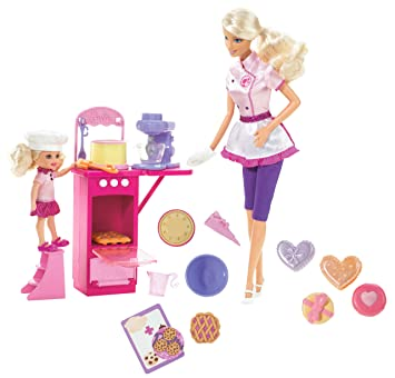 Mattel Barbie Doll I Can Be Chef 2010