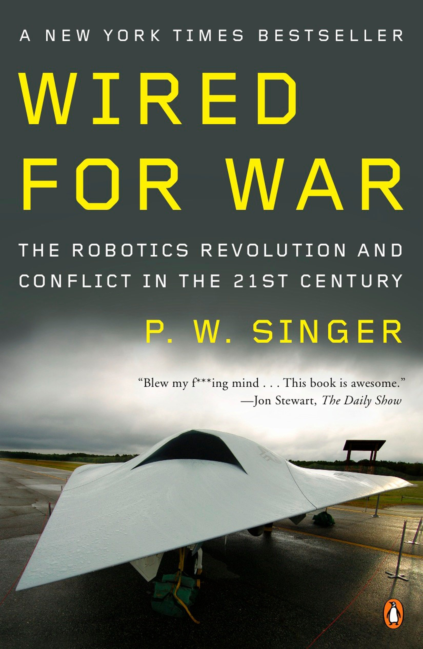 Wired For War The Robotics Revolution And Conflict In 21st Aircraft Wiring Books Century P W Singer 9780143116844