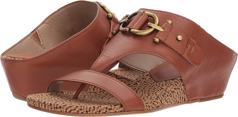 Donald J Pliner Womens Dayna Wedge Sandal