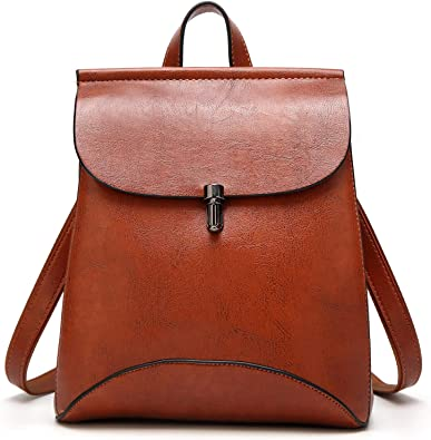 2018 New Fashion Women Leather Backpack High Quality Woman Backpacks Female T...