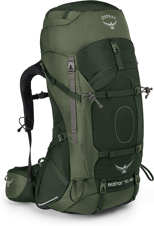 Osprey Packs Aether AG 70 Men s Backpacking Backpack
