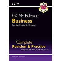 New GCSE Business Edexcel Complete Revision and Practice - Grade 9-1 Course (with Online Edition)