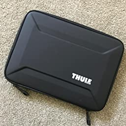 Amazon Com Thule Gauntlet Macbook Sleeve 12 Black Sports Outdoors