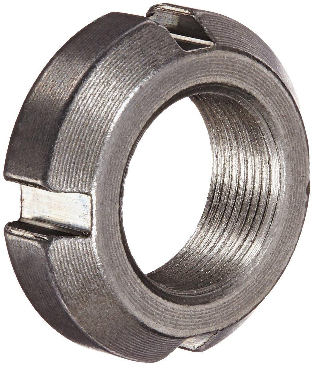 Right Hand M120 Thread 12 Threads per Inch SKF AN 24 Locknut Steel