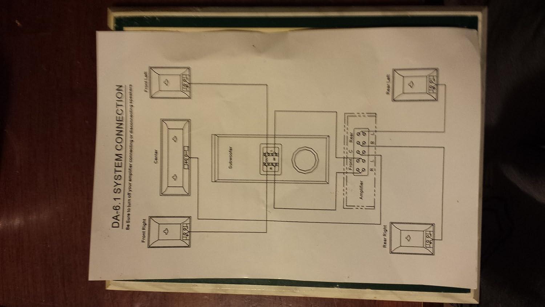 Surround Sound Systems Schematic Trusted Schematics Diagram Wiring For Divinci D 6 System Manual Travelmemo Heat Pump