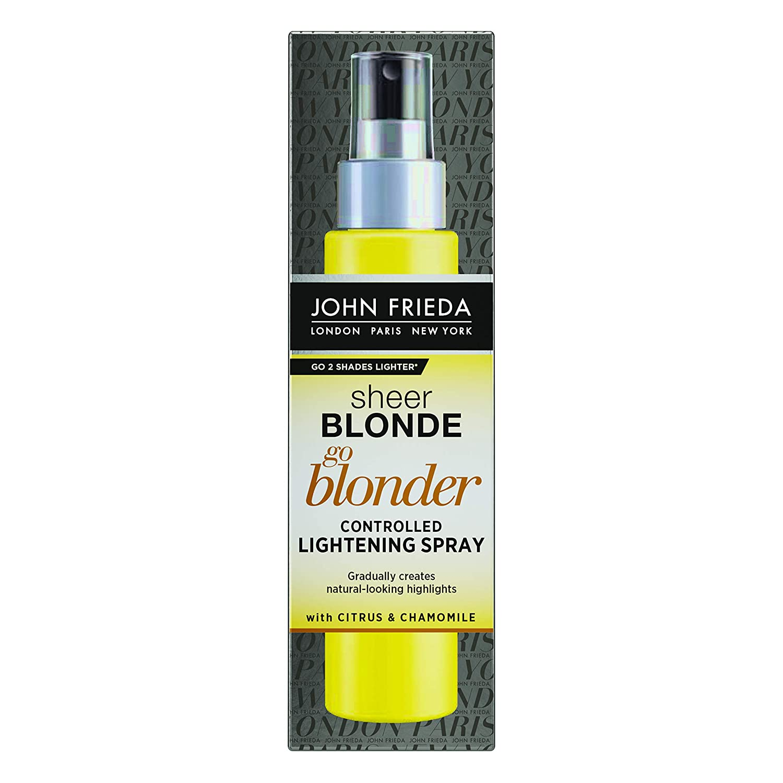 John Frieda Sheer Blonde Go Blonder Lightening Spray 100ml by John Frieda Kao 2274600