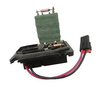 A//C Heater Blower Motor Resistor for 97-03 Pontiac Grand Prix #12135102