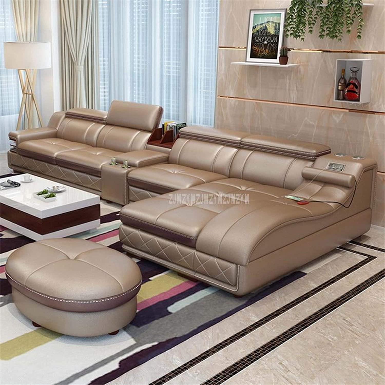 Amazon.com: My Aashis Luxury Living Room Sofa Set with Message