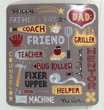 Amazon fathers day card musichappy fathers day to dad coach fathers day card musichappy fathers day to dad coach friendgriller m4hsunfo