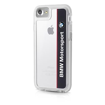 huge selection of df229 28aa0 BMW Motorsport Shockproof Transparent CASE iPhone 8: Amazon.in ...