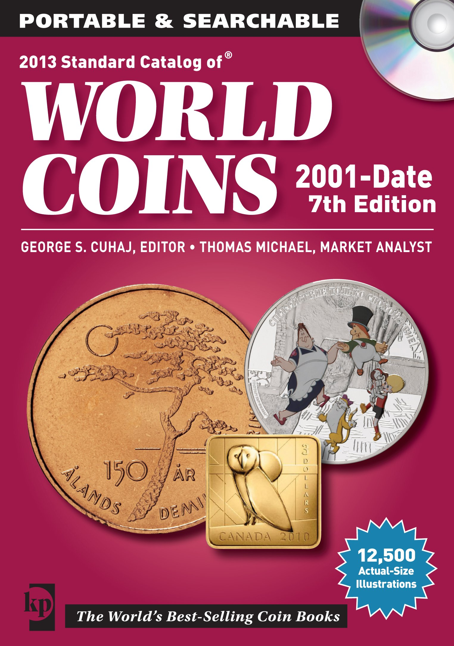 2013 Standard Catalog of World Coins 2001 to Date CD