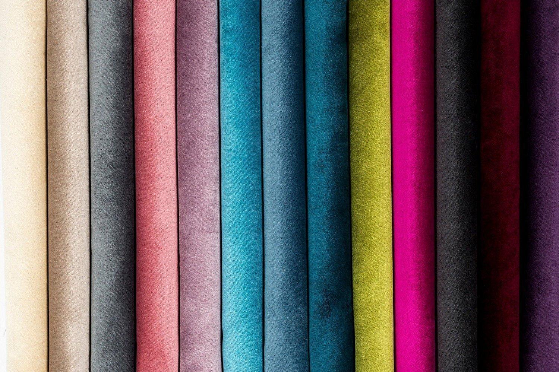 McAlister Textiles Matter Samt     Sofakissen mit Füllung in Mokka Braun   60 x 40cm   griffester Samt edel paspeliert   in 24 Farben erhältlich   prall gefülltes Samtkissen B01G8N50UW Zierkissen 2cf929