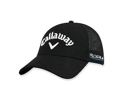 Amazon.com   Callaway Golf 2018 Tour Authentic Adjustable Trucker ... 7f64f1696f9
