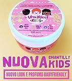 AFRORICCI KIDS CREMA CHANTILLY PER I RICCI DEI BIMBI - CHANTILLY CREAM FOR CURLY BOYS AND GIRLS 300ML