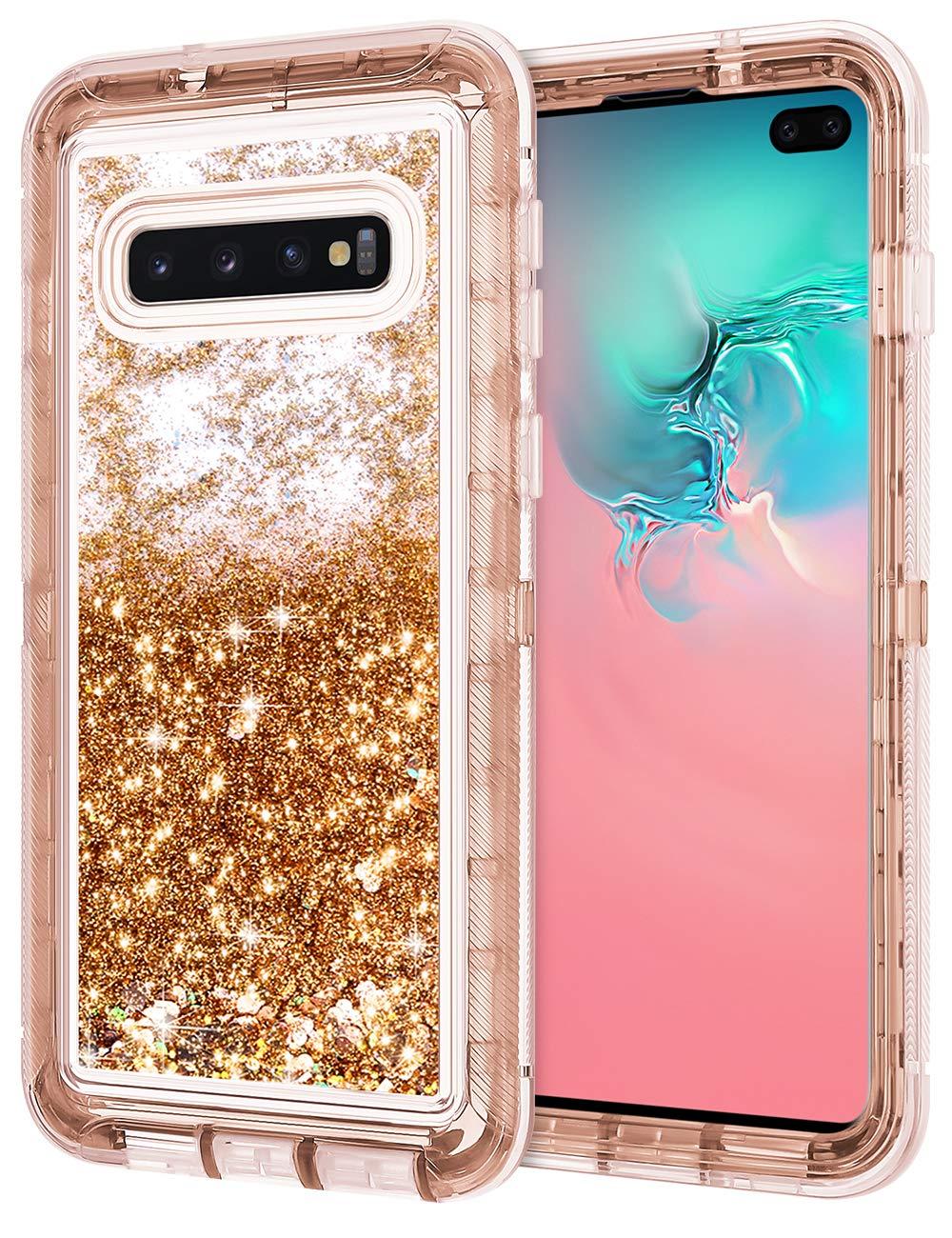 Funda para Samsung S10 Plus Glitter JAKPAK (7Q1F69TT)