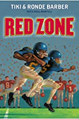 Red Zone (Barber Game Time Books) Kindle Edition